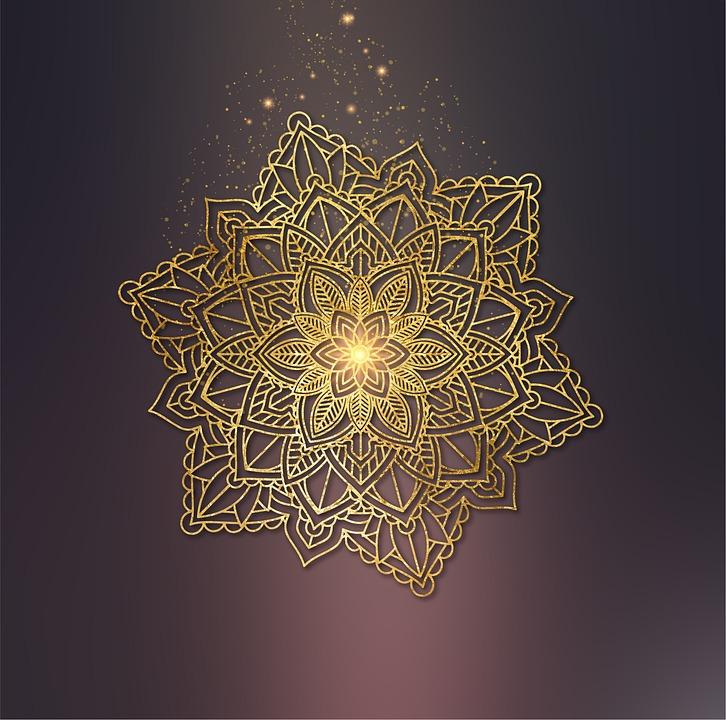 Mandala Floral Ornament Ethnic · Free image on Pixabay