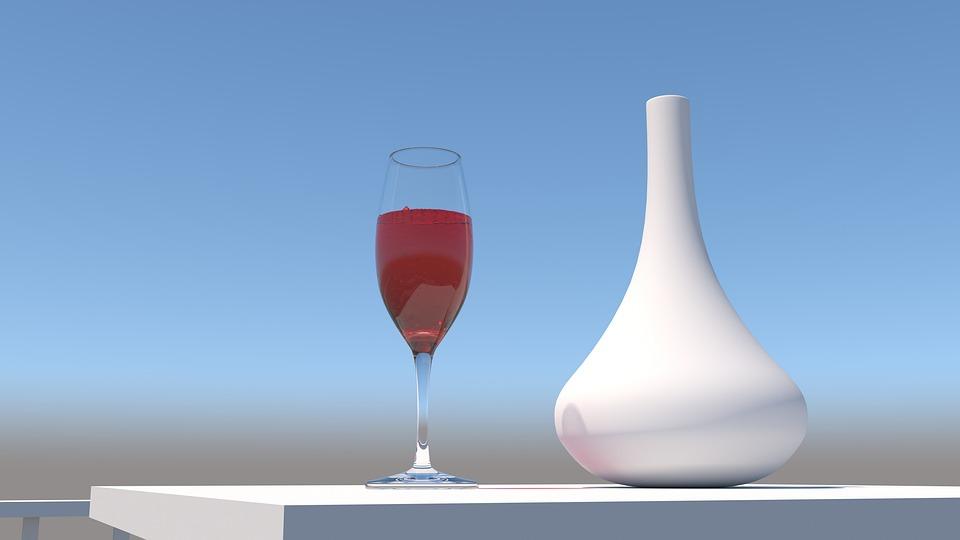 Wine, Glass, Greece, Drink, Μεθυσμενοσ, Pink