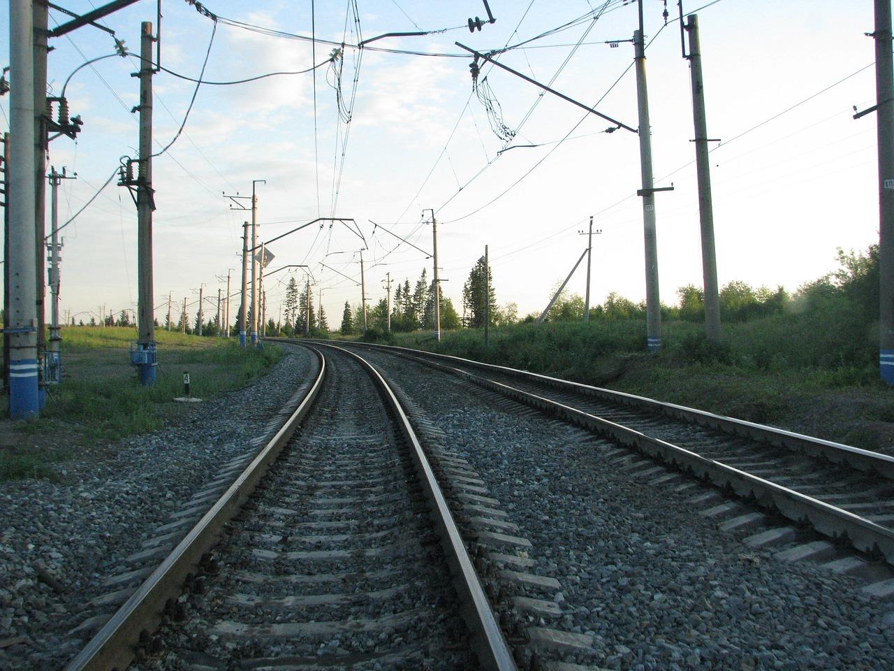 угон железнодорожного пути