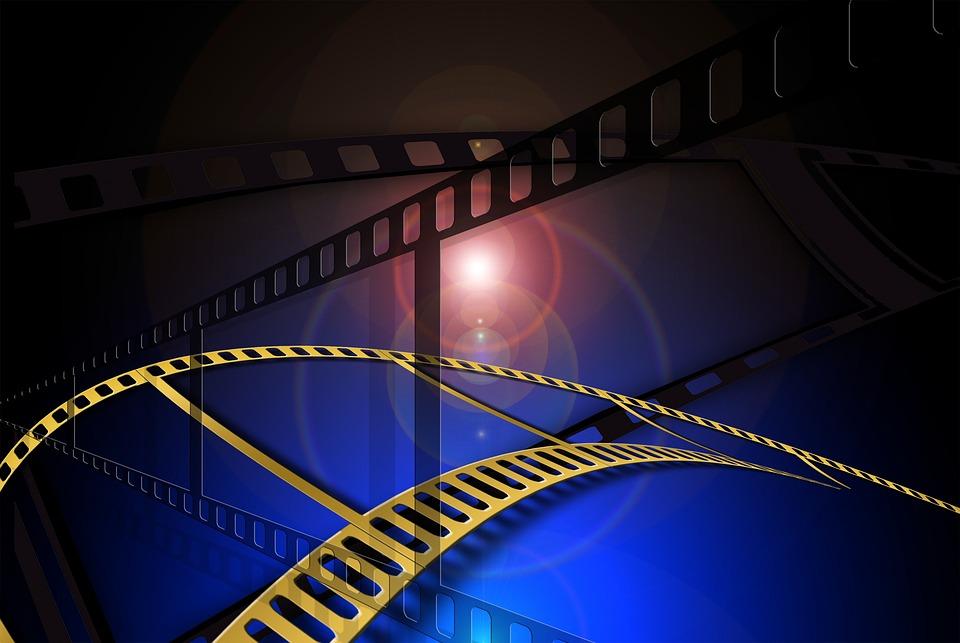 Cinema Strip, Movie, Video, Movie Theater, Strip
