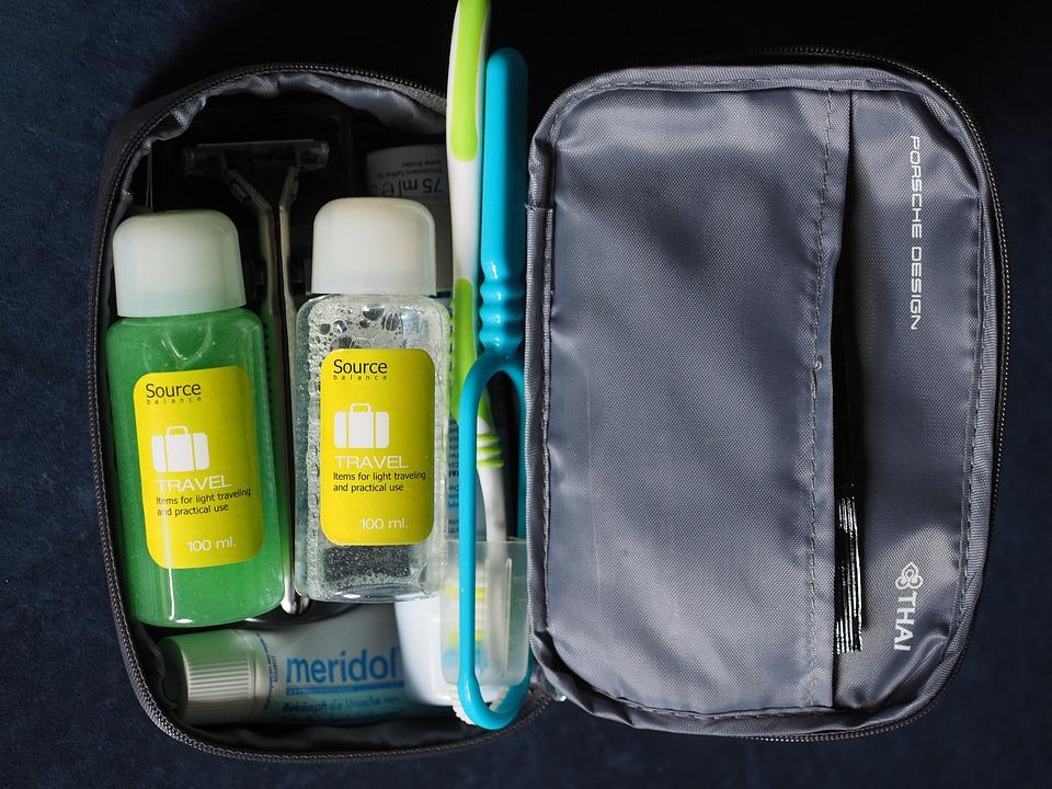 Viagens, Acessórios De Viagem, Escova De Dentes