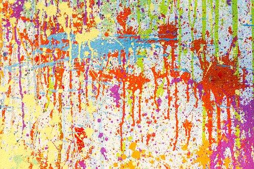 Paint, Paint Splashes, Paint Splash