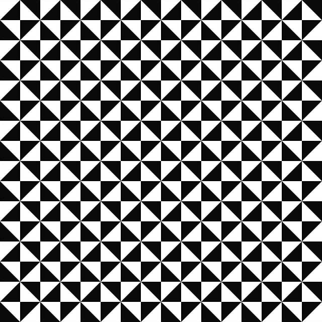 Triangle Pattern Simple 183 Free Image On Pixabay