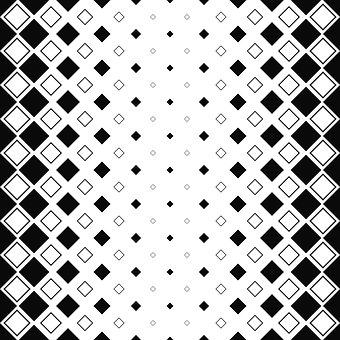 Square, Pattern, Border, Geometric