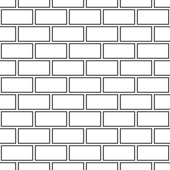 Wall Pattern Rectangle Brick Texture