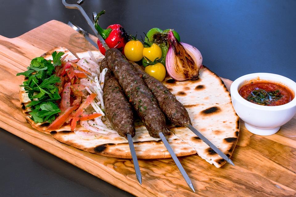 Рамадан, Блюдо, Арабский, Традиционных, Питание, Блюда