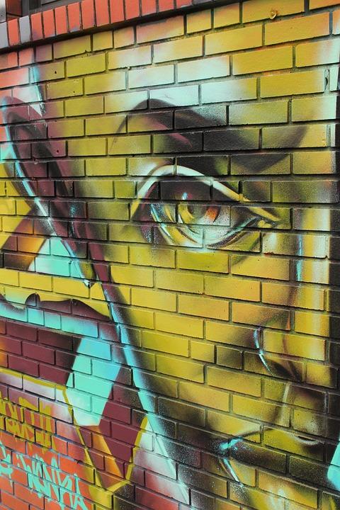 Graffiti Art Street · Free photo on Pixabay