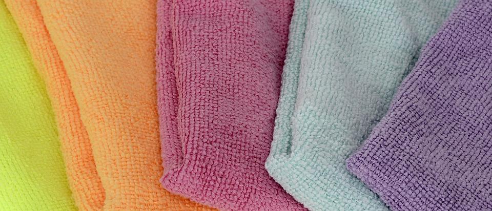 マイクロファイバーの布, クリーン, ぼろをクリーニング, 縫いぐるみ, 予算, カラフル