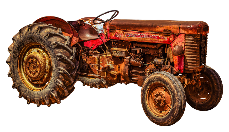 Tractor Tractors Massey 183 Free Photo On Pixabay