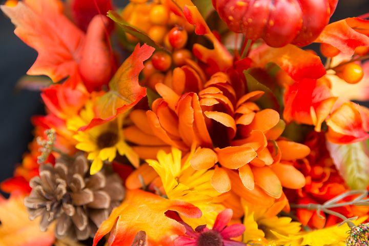 Картинки об осени или об цветах
