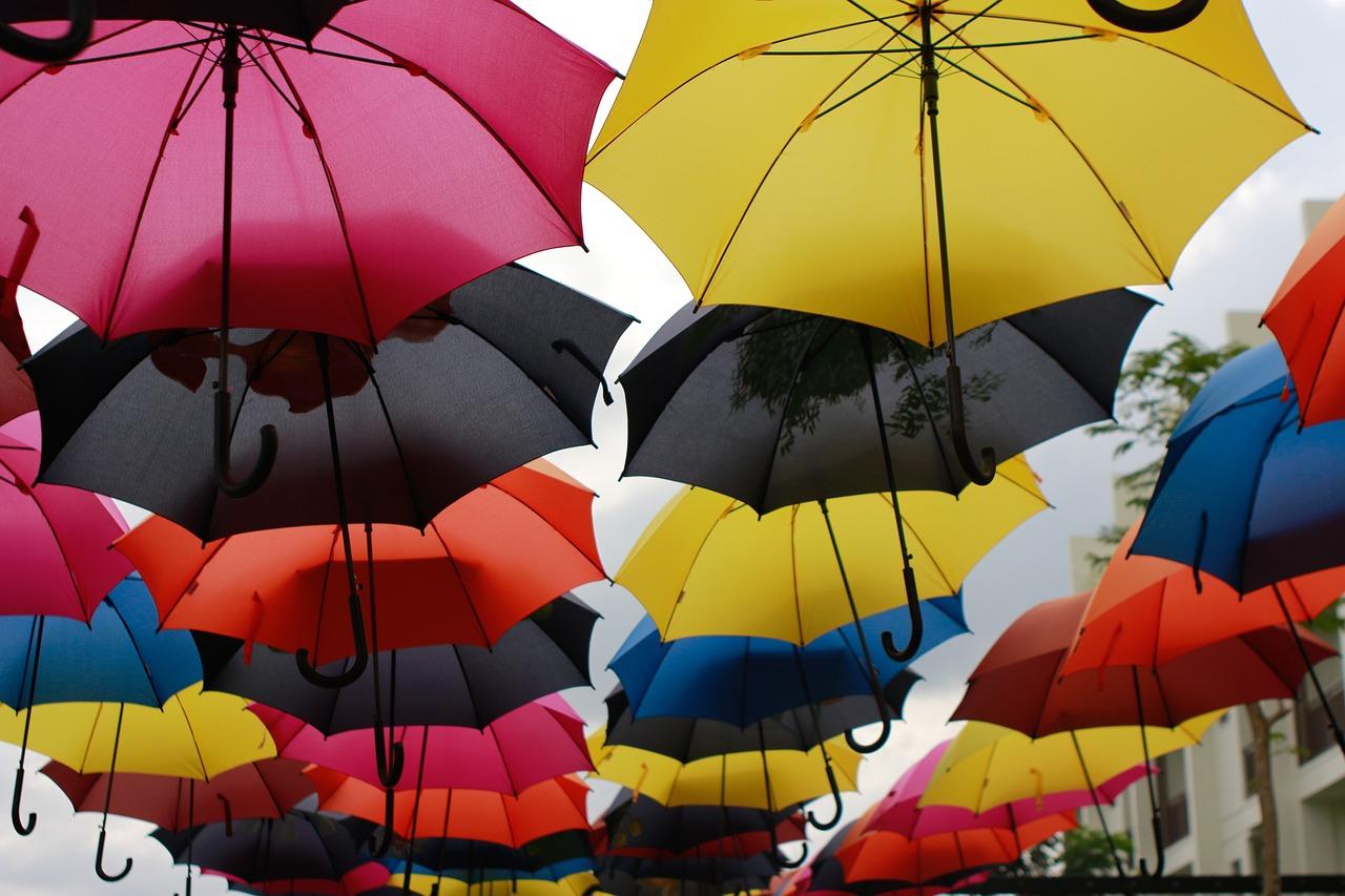 Картинки зонтики