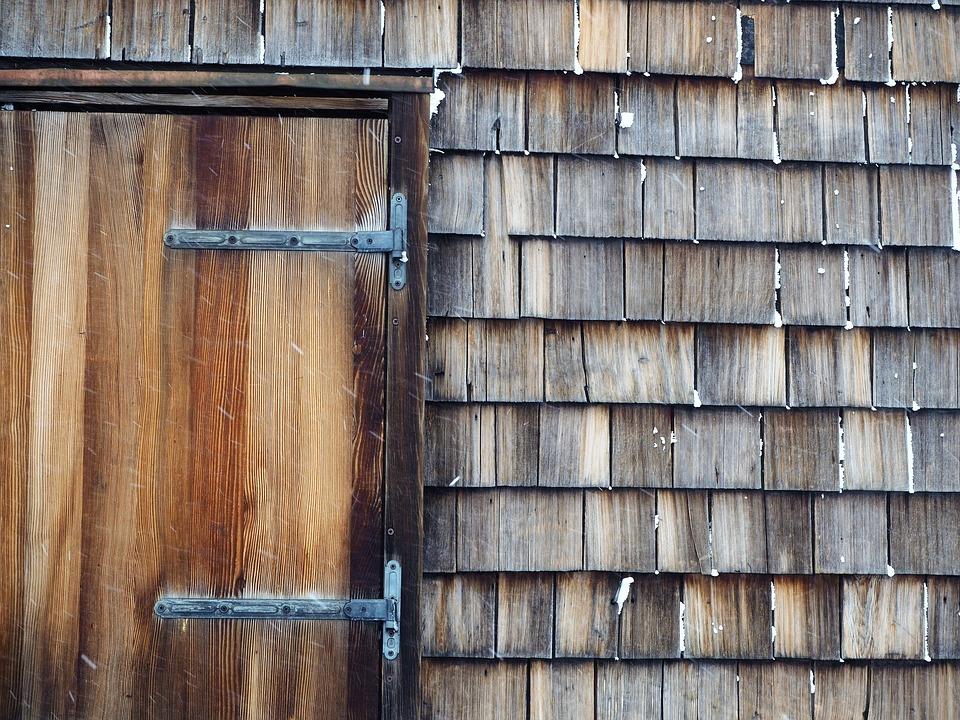 Door Hut Old Garden Shed Cottage Door Vacations