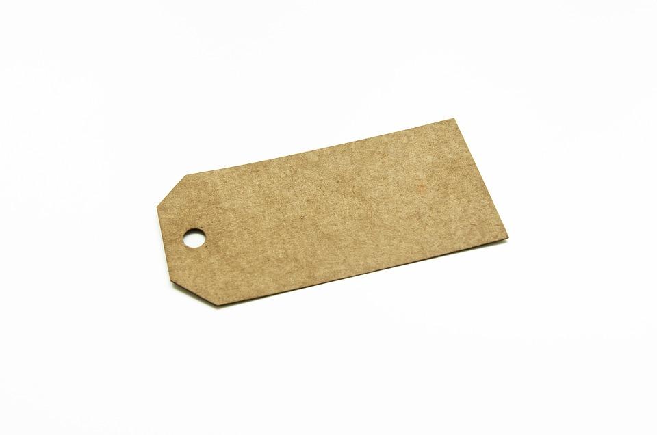 Label, Kraft, Paper, Design, Template, Brown, Natural  Paper Design Template