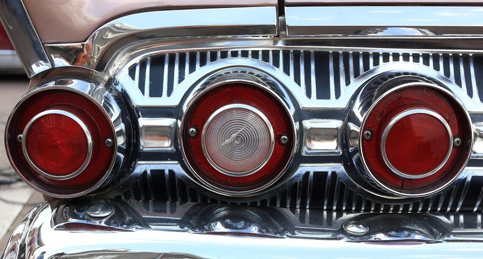 Beleuchtung Auto Hinten | Auto Hinten Beleuchtung Kostenloses Foto Auf Pixabay