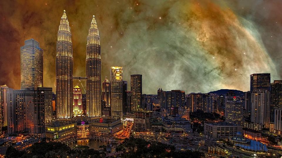 City Big Panorama 183 Free Photo On Pixabay