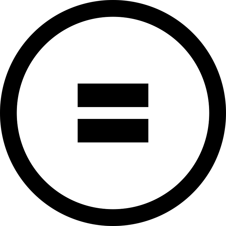 Equal Math Symbol Free Vector Graphic On Pixabay