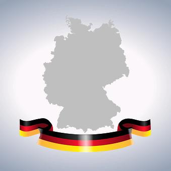 Deutschland Karte, Deutschland, Karte