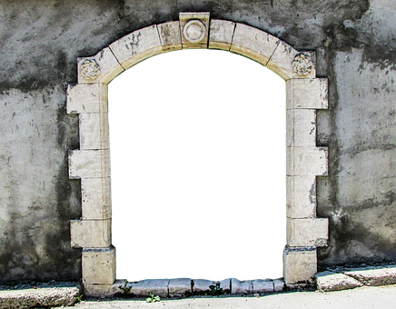 Goal, Input, Old, Middle Ages, Old Gate