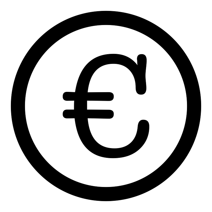 Euro Symbol Money Free Vector Graphic On Pixabay