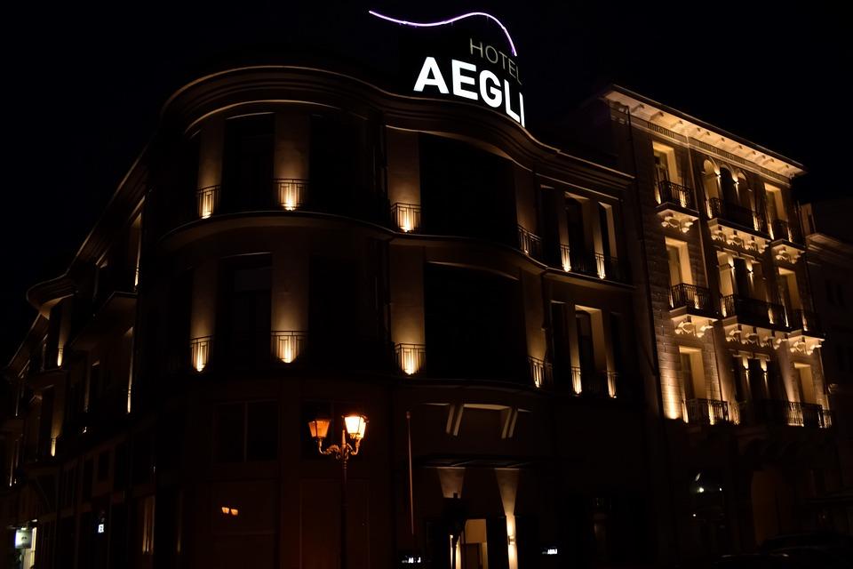 Nacht Hotel Beleuchtung · Kostenloses Foto auf Pixabay