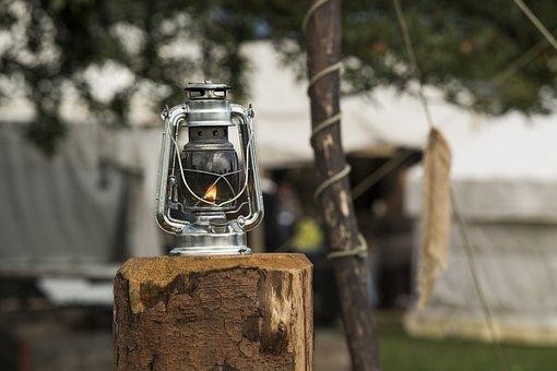 Lamp, Light, Oil Lamp, Deco, Lights