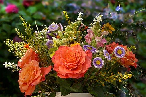 Natuur landschappen gratis afbeeldingen op pixabay for Bouquet de fleurs sauvages