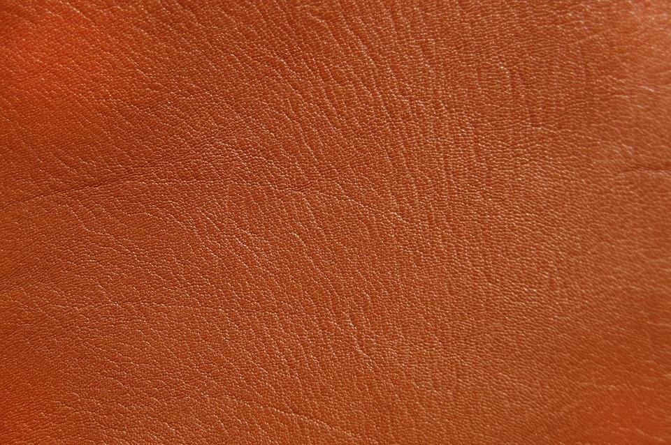 Кожа рыжая текстура
