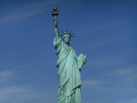 Statue Of Liberty, Statue, History