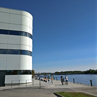 Umea, Sweden, Buildings, Architecture