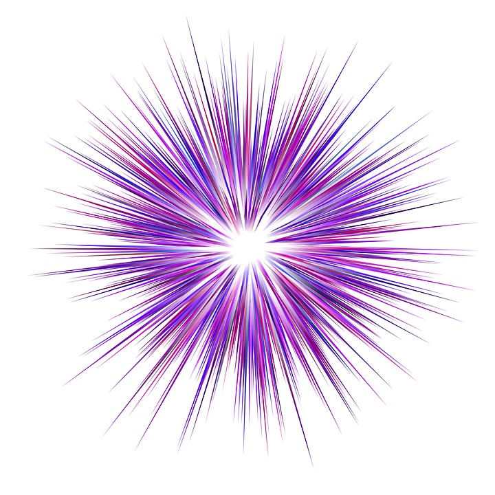 purple sparkler starburst free image on pixabay