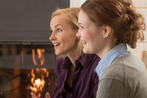 の暖炉, 会議, 女性, 友達, 会議, 会議, 会議, 会議, 会議