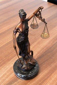 Justicia, Justitia, Justitia Diosa