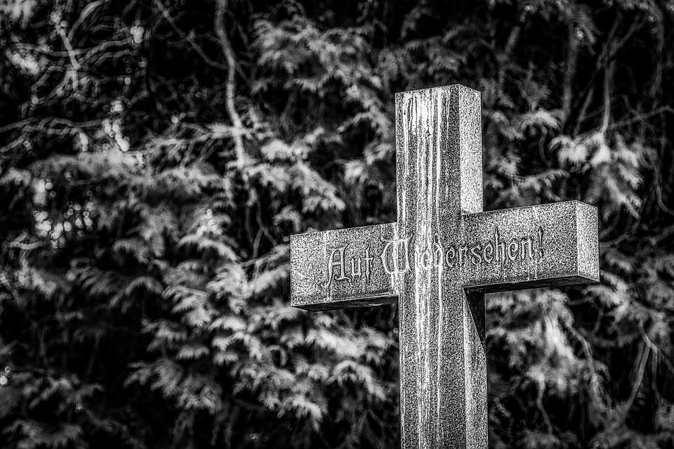 Farewell Cross Religion Free Photo On Pixabay