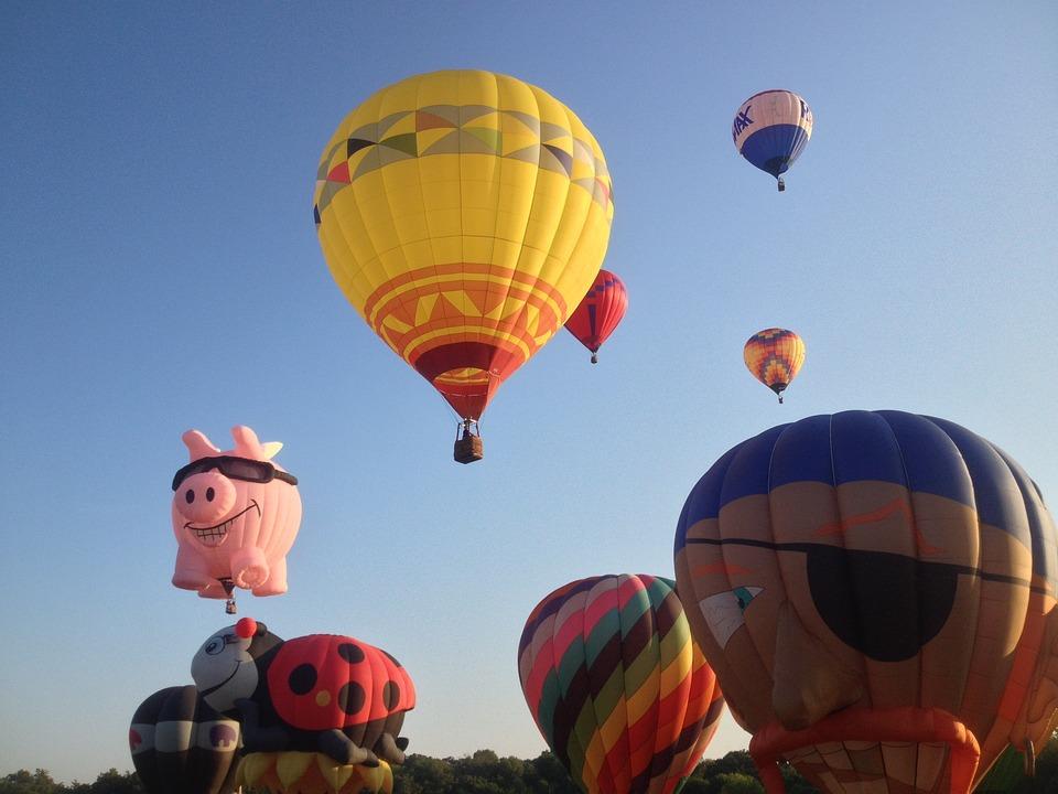 Hete Luchtballon Balloon Festival - Gratis foto op Pixabay