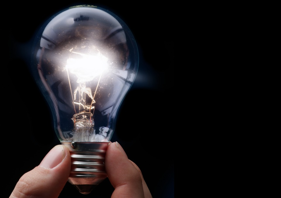 Light Bulb Current Electric Light Energy Shining Awesome Ideas