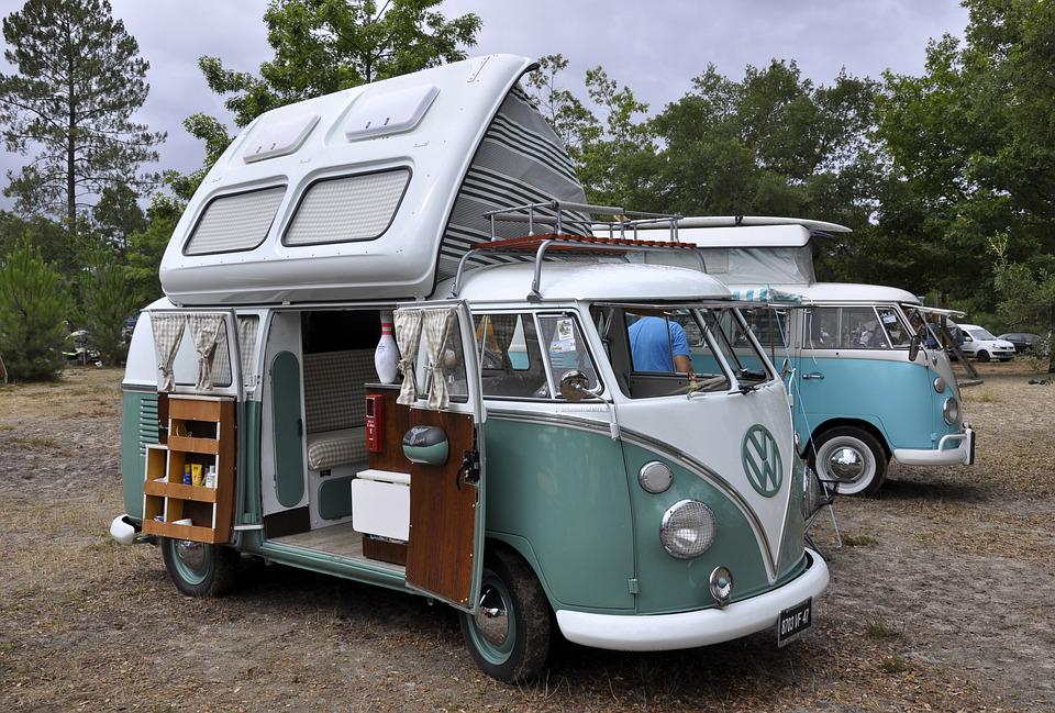 vw van combi free photo on pixabay. Black Bedroom Furniture Sets. Home Design Ideas