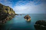 coast, reefs, rocks