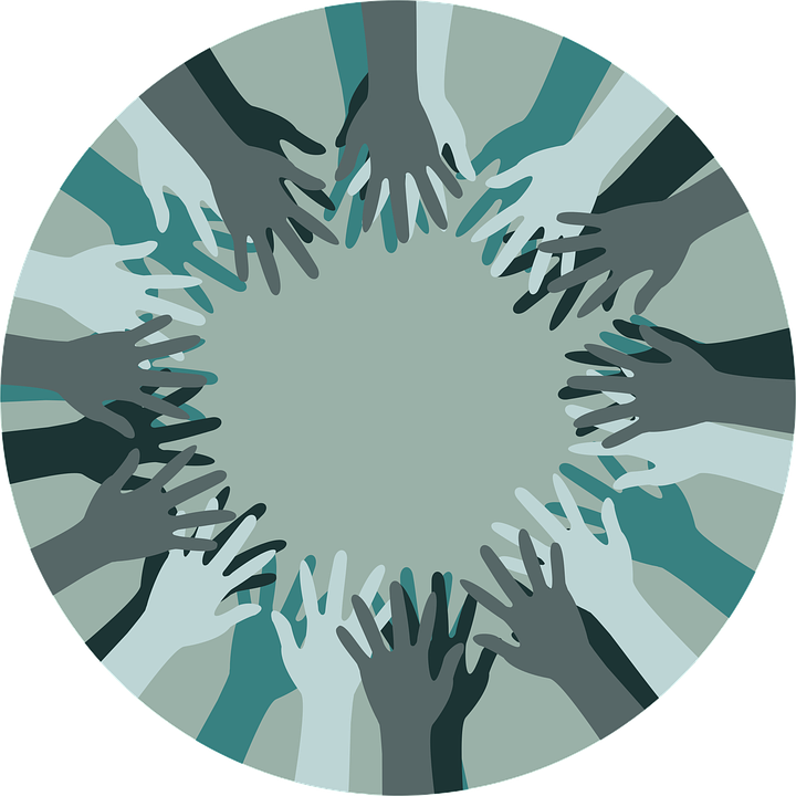Human Resources People Hands - Free vector graphic on Pixabay