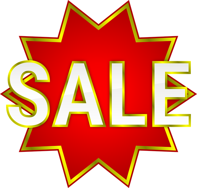 Sale Sign Offer · Free image on Pixabay