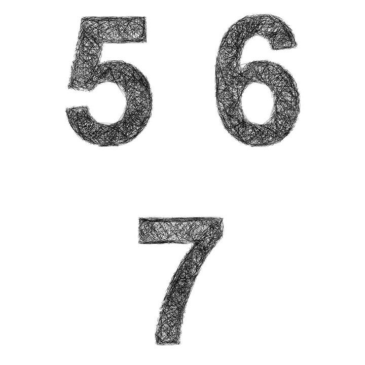 Number 5 6 Free Image On Pixabay