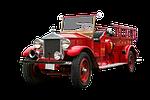 vehicle, traffic, fire