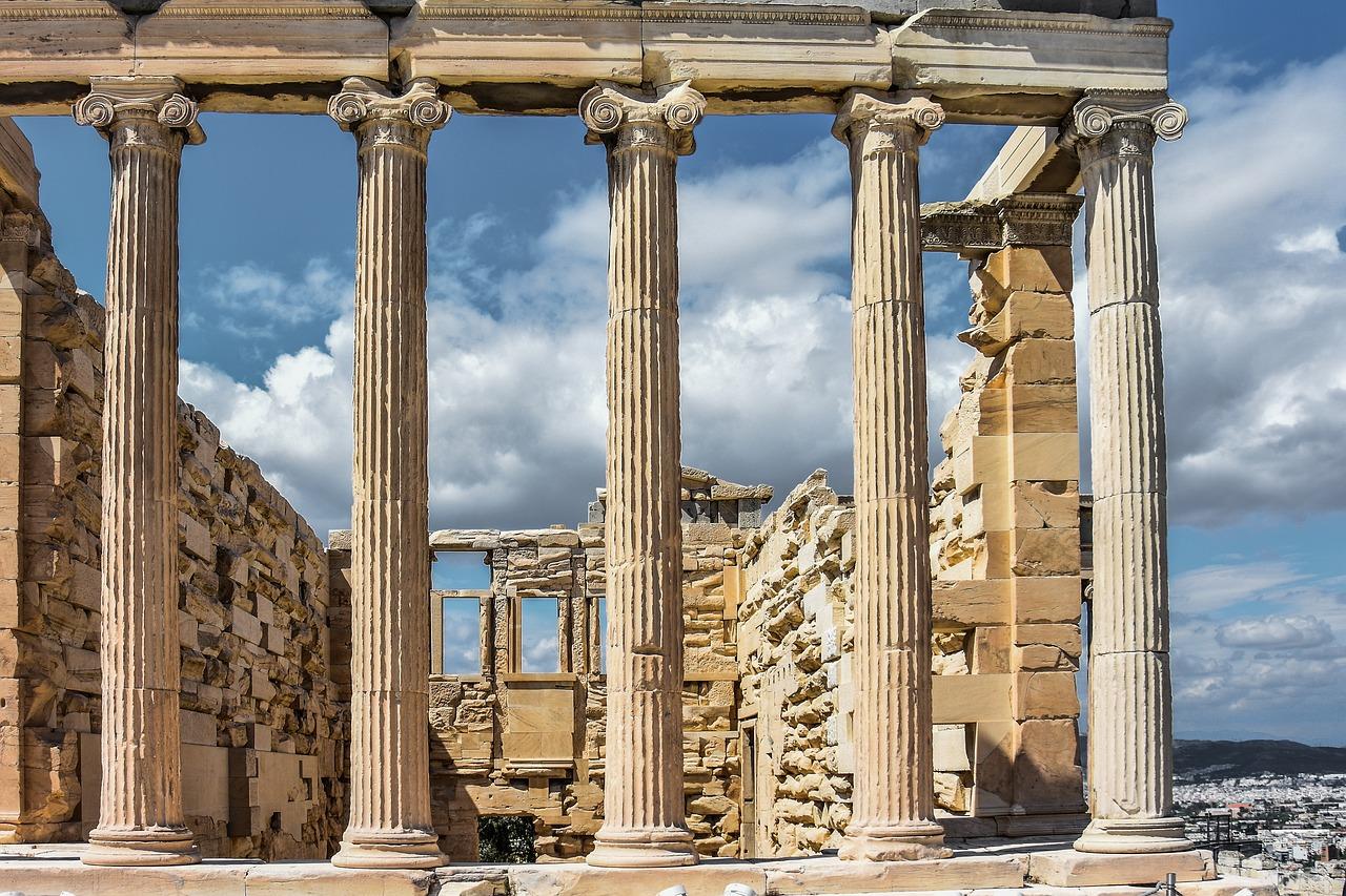 история древней греции фото