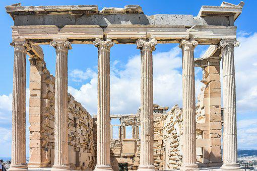 Greek columns images pixabay download free pictures for Greek interior design history