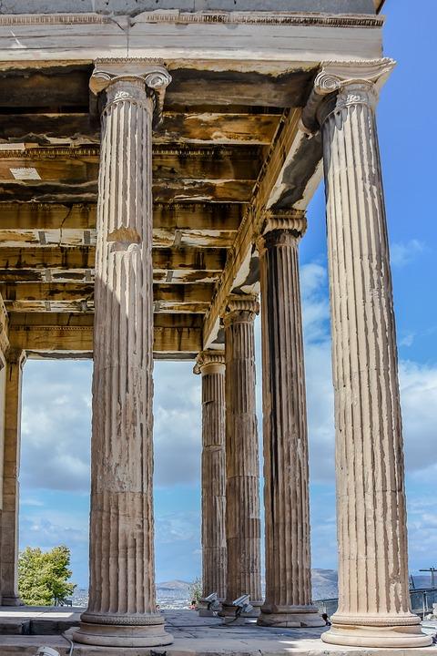 Acropolis Athens Greece Free photo on Pixabay