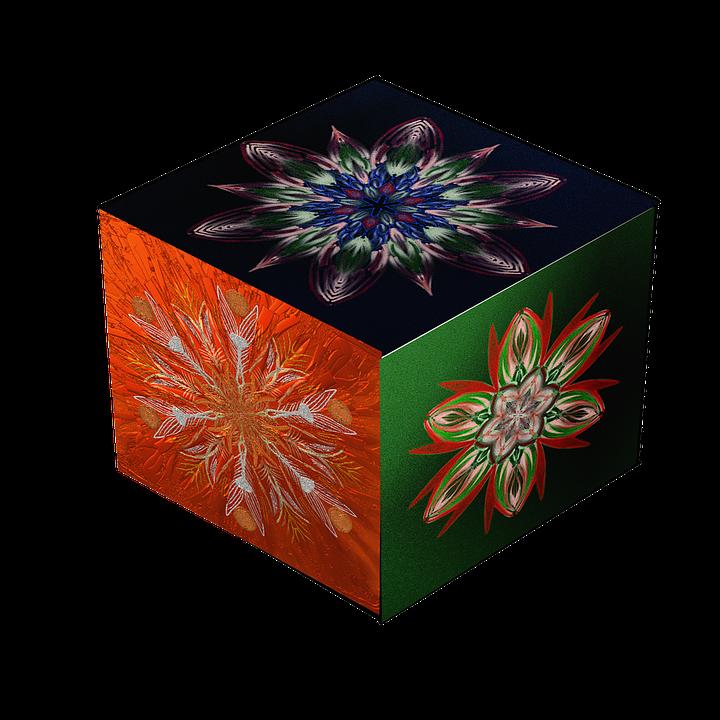 Mandala Würfel Quadratisch · Kostenloses Foto auf Pixabay