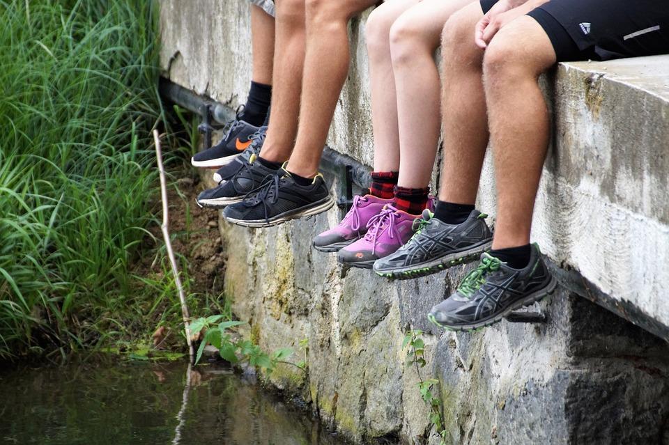 Laarzen Sportschoenen Voeten Gratis foto op Pixabay