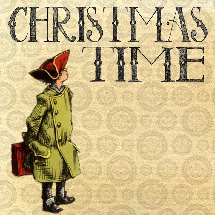 Immagini Natale Vintage Gratis.Natale Vintage Carta Immagini Gratis Su Pixabay