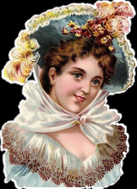Vintage Cute Victorian 183 Free Image On Pixabay