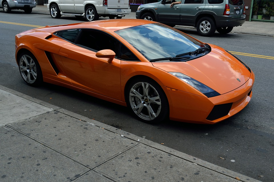Lamborghini Car Fast Sports · Free photo on Pixabay