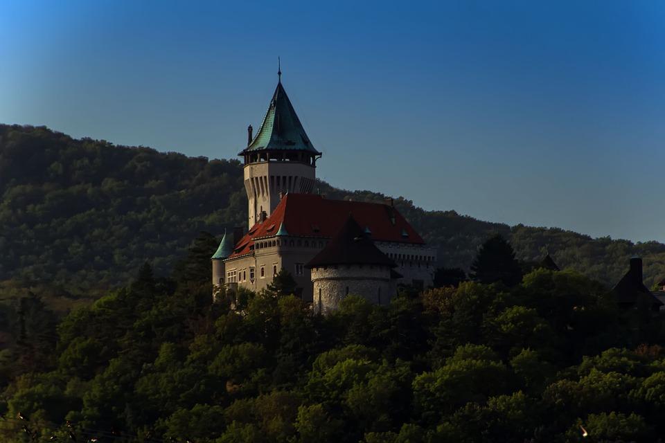 Szomolányi, Szlovákia, Zár, Történelem